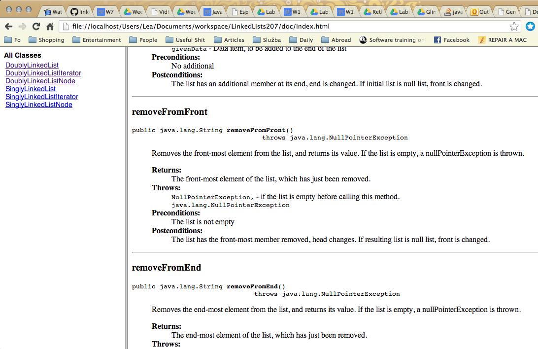 version java html